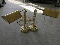 Brass Desk Lamps Upper Marlboro, 20772