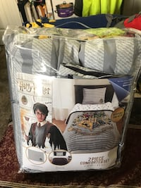 Harry Potter Twin/Full 2 Piece Comforter Set Sioux Falls, 57108