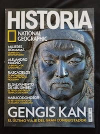 Revista Historia National Geographic #164 Madrid