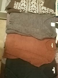 All for $20 Brand name sweaters Small Toronto, M2J 4P9