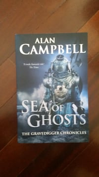 Sea of Ghosts - Alan Campbell Coimbra