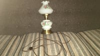 white and brown table lamp Kamloops, V2B 8G5