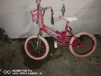 toddler's pink and white bicycle Bradford West Gwillimbury, L3Z 1C6