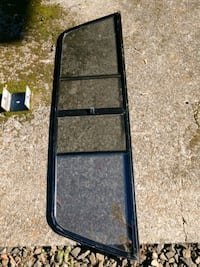 1988 Chevrolet Rear Window Scio