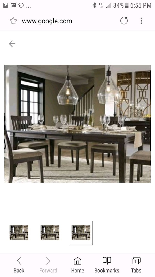 Ashley Dining Room set