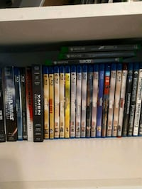 Collection of marvel movies...BR Regina, S4S 4J3