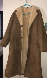 Women Winter Thick Warm Coat Brown Baltimore, 21201