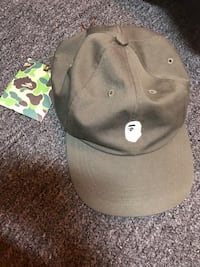 Bape hat Los Angeles, 91606