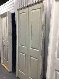 "36"" 2 PANEL SQUARE BIFOLD DOUBLE DOOR Philadelphia, 19148"