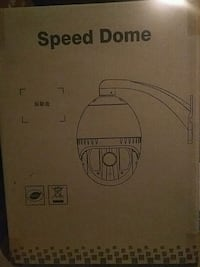 Speed Dome security camera Vaughan, L4L 8K3