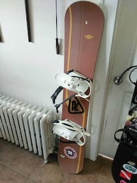 Snow board with Bindings Proctor, 55810