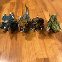 assorted-color dragon figurine lot Germantown, 20876
