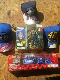 Nascar collection Saint Paul, 55104