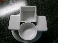 Set of for plates an small saucers  District Heights, 20747