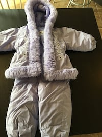 Beautiful Toddler snowsuit
