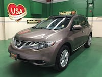 2014 Nissan Murano SL V6 AWD CARFAX One Owner SUV Navigation Sunroof Aurora, 80012