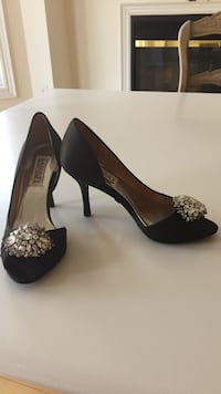 Badgley Mischka 5 1/2 size black Vaughan, L4H 0M2