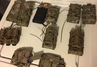 Molle Mag Holders (High Speed Gear and London Bridge Tactical) Remington, 22734