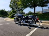 2001 Yamaha Roadstar Midnight edition  Leesburg