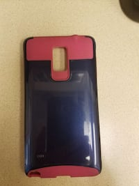 Galaxy Note 4 pink/blue phonecase  Lutherville-Timonium, 21093