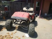 Long travel ez go cart with r6 motor.  Exeter, 93221