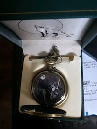 Collectible pocket watch
