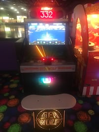 Lot of 5 arcade and redemption games Myrtle Beach, 29577