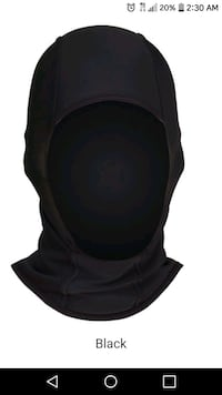 Specialized Element WINDSTOPPER Balaclava (Black)  Salt Lake City, 84116