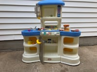 Toddler's Kitchen with accessories WOODBINE