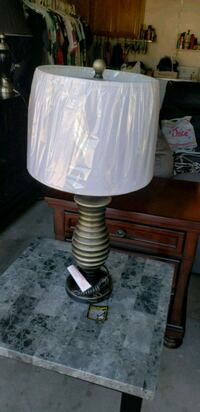 New Ashley Furniture lamps 20 each San Bernardino, 92407