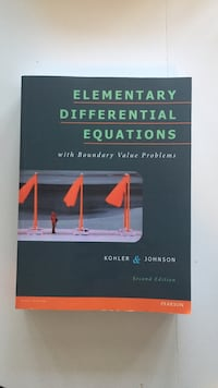 Elementary differential equations  Lillesand, 4790