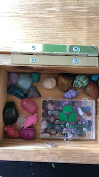 Misc gems and seashells  Oakville, L6H