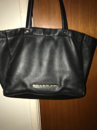Black leather coach tote bag Los Angeles, 90027