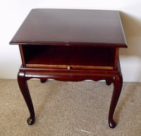Large Bombay Co. Side Table $85 Surrey
