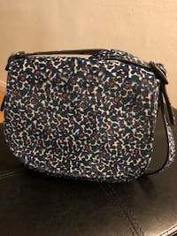Coach Saddle Bag 23 in Printed Halfcalf Los Angeles, 91401
