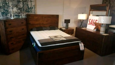 Double bed (different than pictured) OBO
