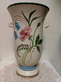 Wepper Pottery Hand Painted Vase Minneapolis, 55446