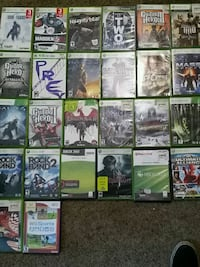Xbox 360 game case lot Roy, 84067