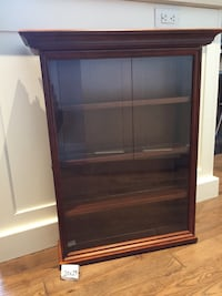 20x29x6 hanging display cabinet  London, N6B