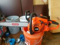 Brand new echo chainsaw 20 in