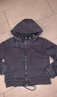 ONLY silk down jacket