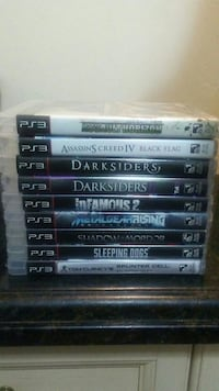 PS3 Games for $10 Toronto, M3A 1Y8