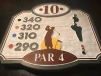 Rare Mike Weir Golf Collectible Mississauga, L5E 1Y5