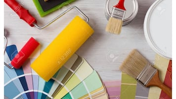 Residencial painting and house cleaning