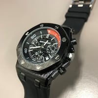 AP Royal Oak OffShore Watch New - negotiable Markham, L3R 5G2