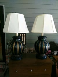Very Nice Set of Decorative Lamps. Mableton, 30126