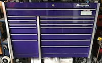 Purple snap-on tool cabinet Eustis, 32736