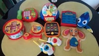 Assorted Baby toys Toronto, M9A 4M6