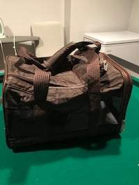Carry on bag for a small pet, NEW, airplane approved Surrey, V3S 0L3
