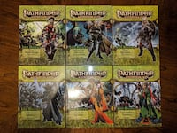 Pathfinder Adventure Path: Jade Regent - COMPLETE SET - Vol 49-54 Herndon